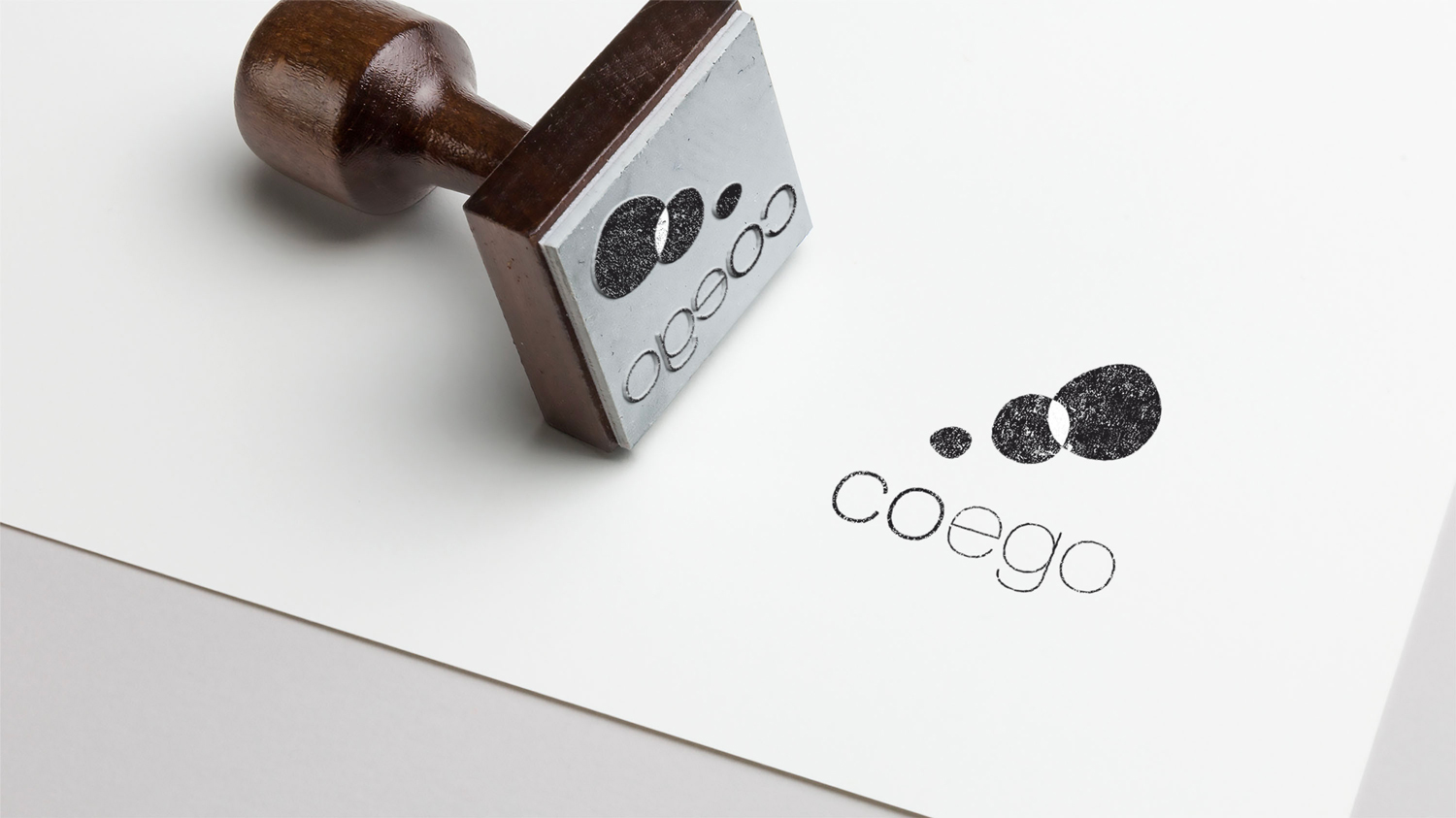 identite visuelle logo coego coaching for young people