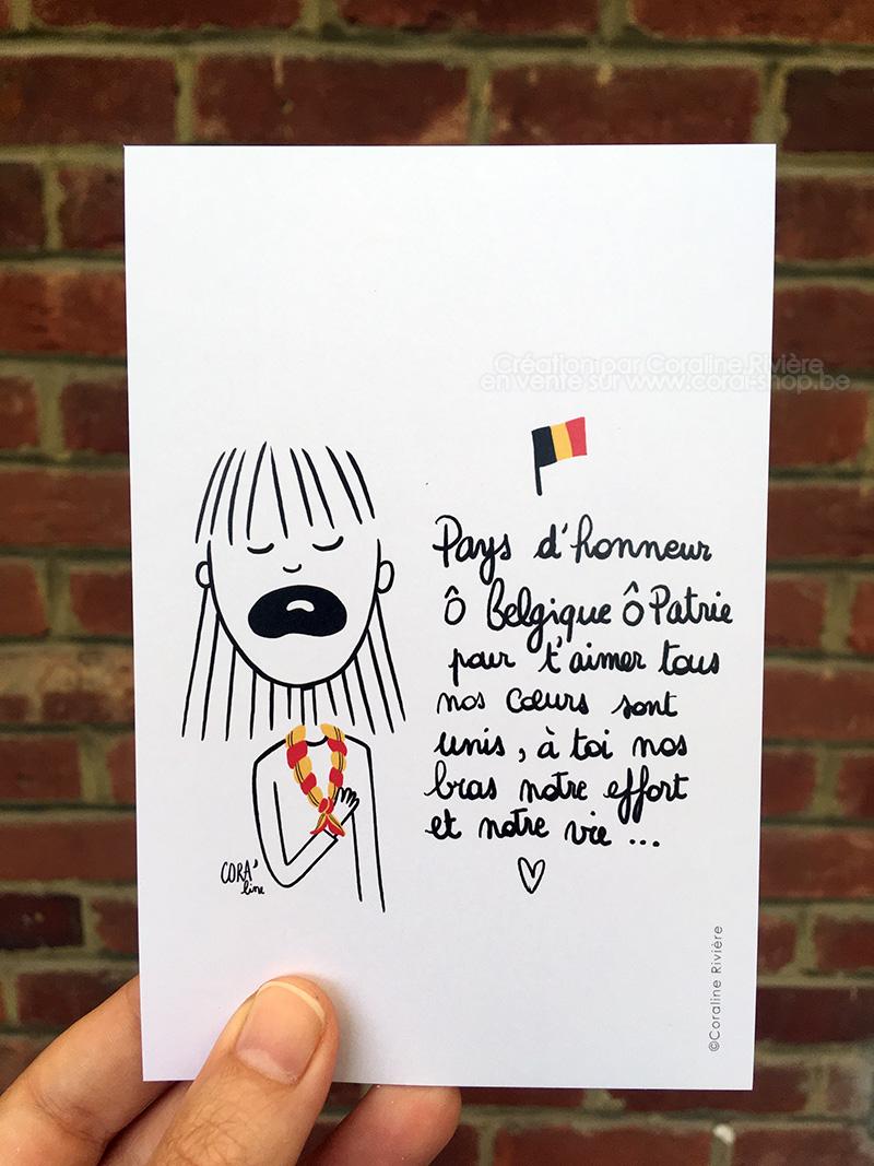 brabonconne hymne national belge version mouvement de jeunesse guide scout patro
