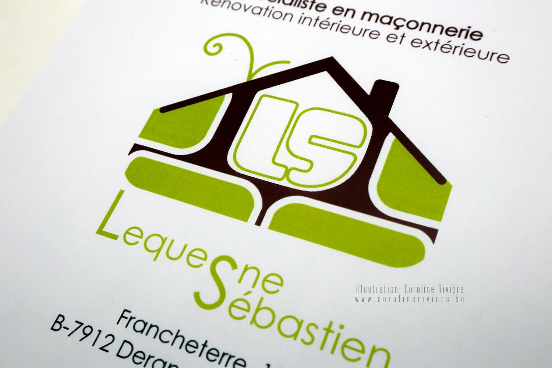 creation logo maconnerie respect ecologie environnement