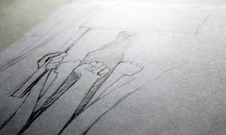 croquis la revolution du crayon artiste1