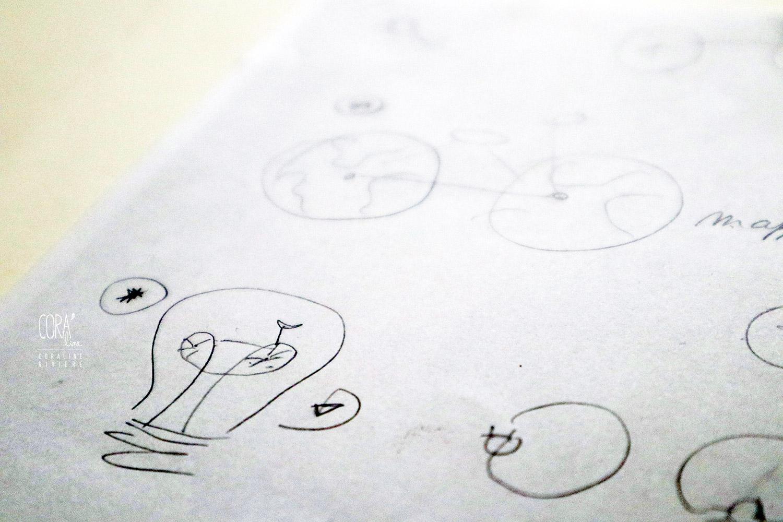 croquis theme velo electrique illustration dessin1