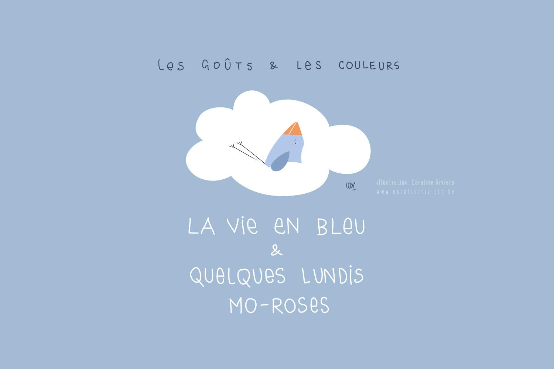 dessin coraline riviere blue monday lundi triste morose