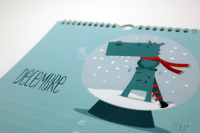 dessins pour calendriers anniversaire mons belgique