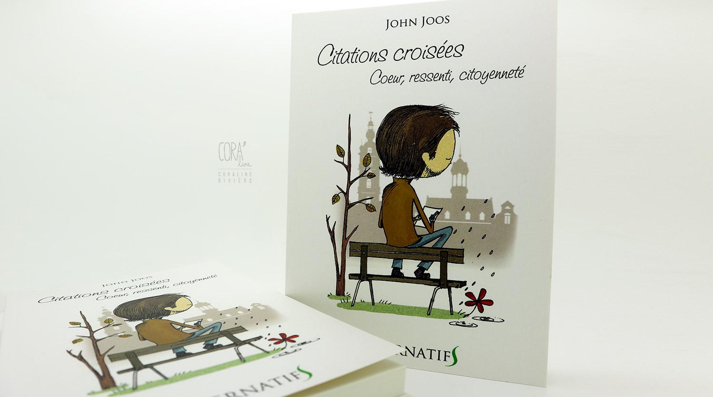 illustration couverture livre john joos